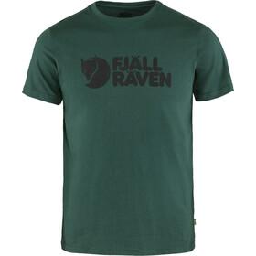 Fjällräven Logo T-shirt Herrer, grøn